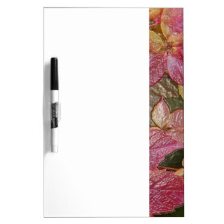 Glossy autumn leaves, Wax-Look 001.1.3 Dry Erase Board