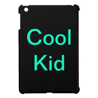 Glossy Cool Kid mini I pad case iPad Mini Cover