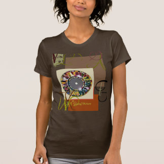 Glossy Eye Cool Fashion T-shirt