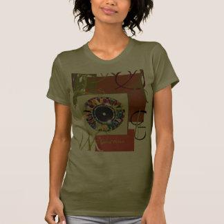 Glossy Eye Modern fashion T-shirt