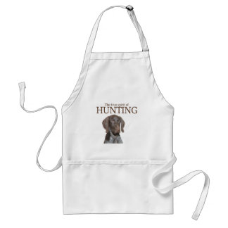 Glossy Grizzly true spirit of hunting Standard Apron