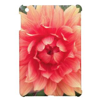 Glossy iPad Mini Case gorgeously orange flower