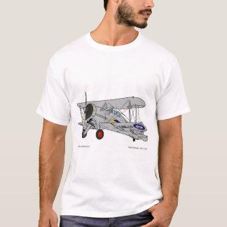 Gloster Gladiator biplane T-Shirt