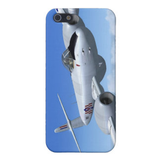 Gloster Meteor Jet Fighter Plane Cover For iPhone 5/5S