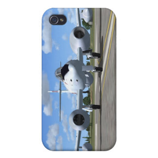 Gloster Meteor Jet Fighter Plane iPhone 4 Cover