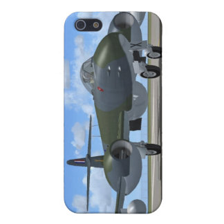 Gloster Meteor Jet Fighter Plane iPhone 5/5S Cover