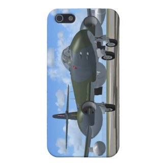 Gloster Meteor Jet Fighter Plane iPhone 5/5S Covers