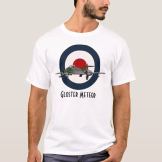 Gloster Meteor Tee Shirt