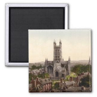 Gloucester Cathedral I, Gloucestershire, England Fridge Magnets