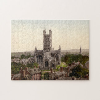 Gloucester Cathedral I, Gloucestershire, England Puzzle