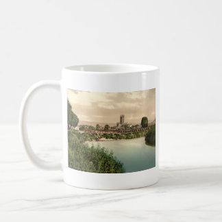 Gloucester Cathedral II, Gloucestershire, England Basic White Mug