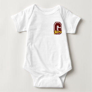 Gloucester Catholic High School Baby Bodysuit