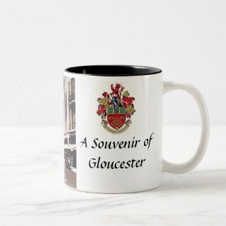 Gloucester Souvenir Mug