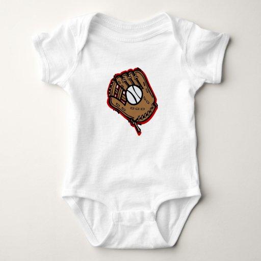 glove tshirt