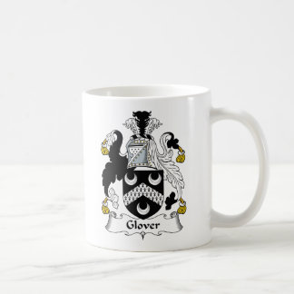 Glover Family Crest Coffee Mug
