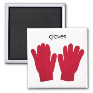 Gloves Refrigerator Magnet