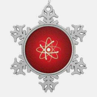 Glow Atom Nerd Ornament