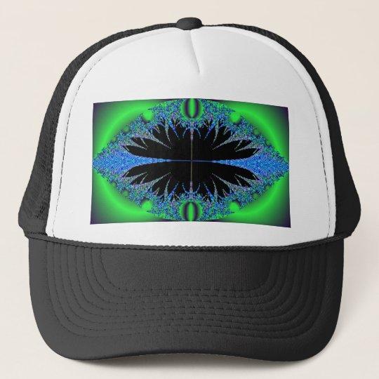 Glow Fractal Hat
