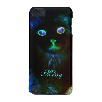 Glow In The Dark Cat iPod Touch 5g Case