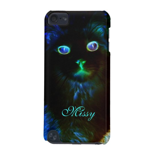 Glow In The Dark Cat iPod Touch 5g
