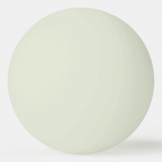 """Glow-in-the-Dark """"Green"""" Ping-Pong Ball"""