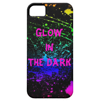 Glow In The Dark iPhone Case