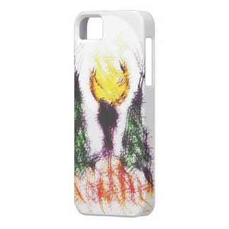 Glow of a light iPhone 5 cases