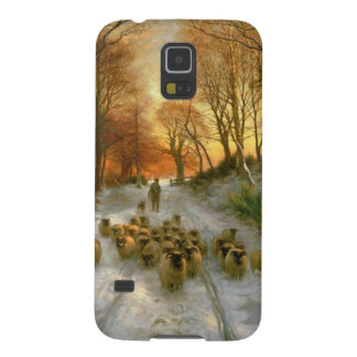Glowed with Tints of Evening Hours Galaxy S5 Case