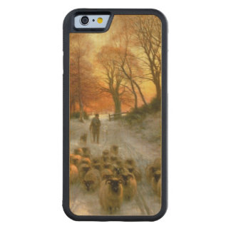 Glowed with Tints of Evening Hours Maple iPhone 6 Bumper