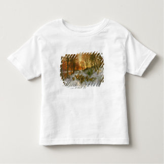 Glowed with Tints of Evening Hours Tshirts