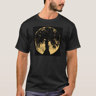 Glowees Moon Oak Goddess T-Shirt