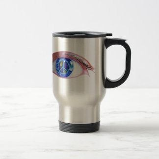 Glowees Visualize World Peace Mug