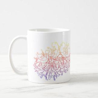 Glowing Astromelias Mug