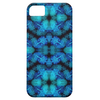 Glowing Blue Buddha Case Barely There iPhone 5 Case