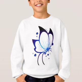 Glowing Butterfly Sweatshirt