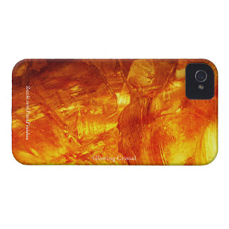 Glowing Crystal iPhone 4 Covers