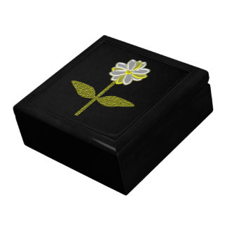 Glowing Daisy Flower Gift Box