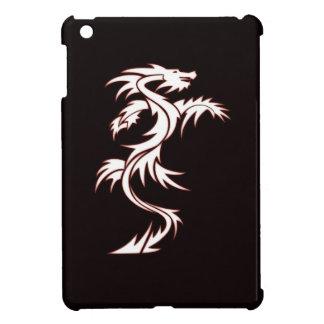 Glowing dragon iPad mini case
