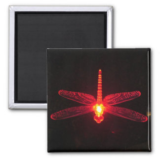 Glowing Dragonfly Magnet