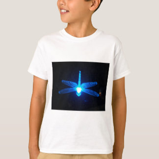 Glowing Dragonfly T-Shirt
