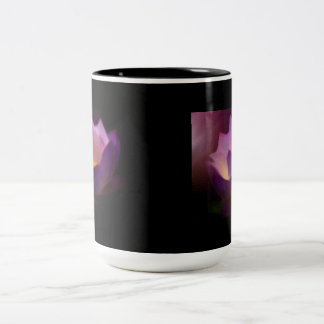 Glowing Floral Mug