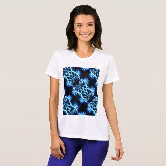 Glowing Flowers T-Shirt