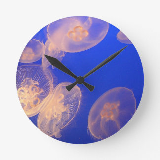 Glowing Jellyfish Clock