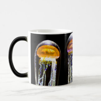 Glowing Jellyfish Magic Mug