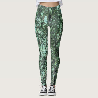 Glowing Lichen Leggings