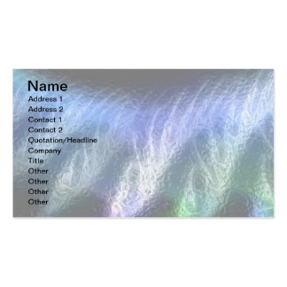 Glowing Lights 1 Double-Sided Standard Business Cards (Pack Of 100)