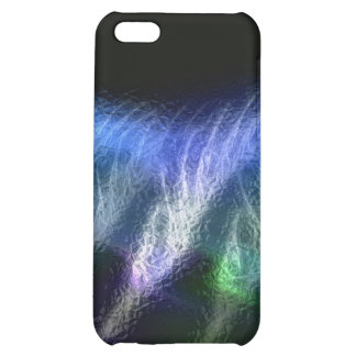Glowing Lights 1 Case For iPhone 5C