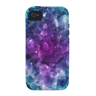 Glowing Rock Case Vibe iPhone 4 Cover