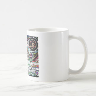 Glowing Shema Basic White Mug
