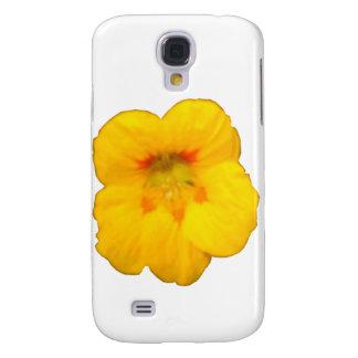 Glowing Yellow Nasturtium  Galaxy S4 Case